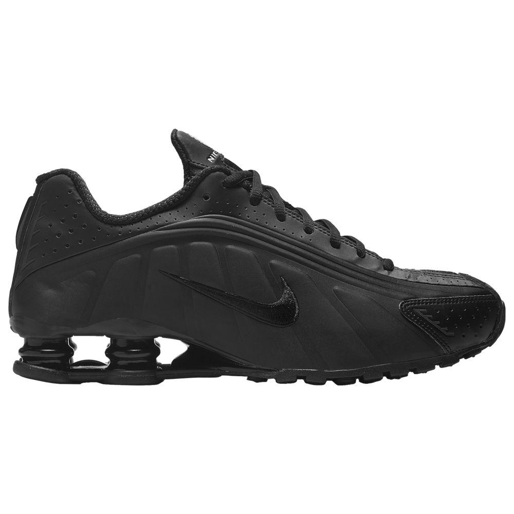 ナイキ Nike メンズ ランニング・ウォーキング シューズ・靴【shox r4】Black/Black/Black/White