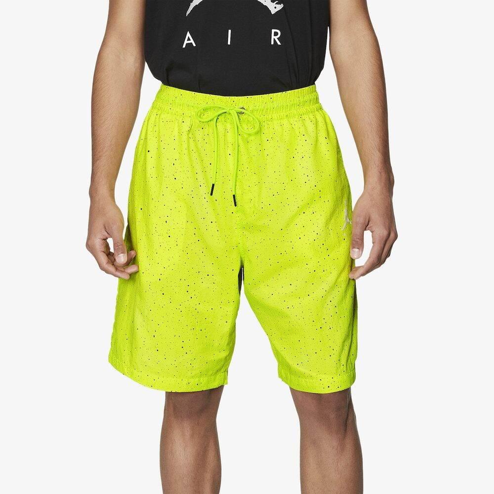 ナイキ ジョーダン Jordan メンズ バスケットボール ショートパンツ ボトムス・パンツ【cement poolside shorts】Cyber/White
