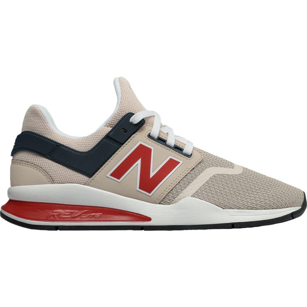 ニューバランス New Balance メンズ ランニング・ウォーキング シューズ・靴【247】Grey Morn/Team Red