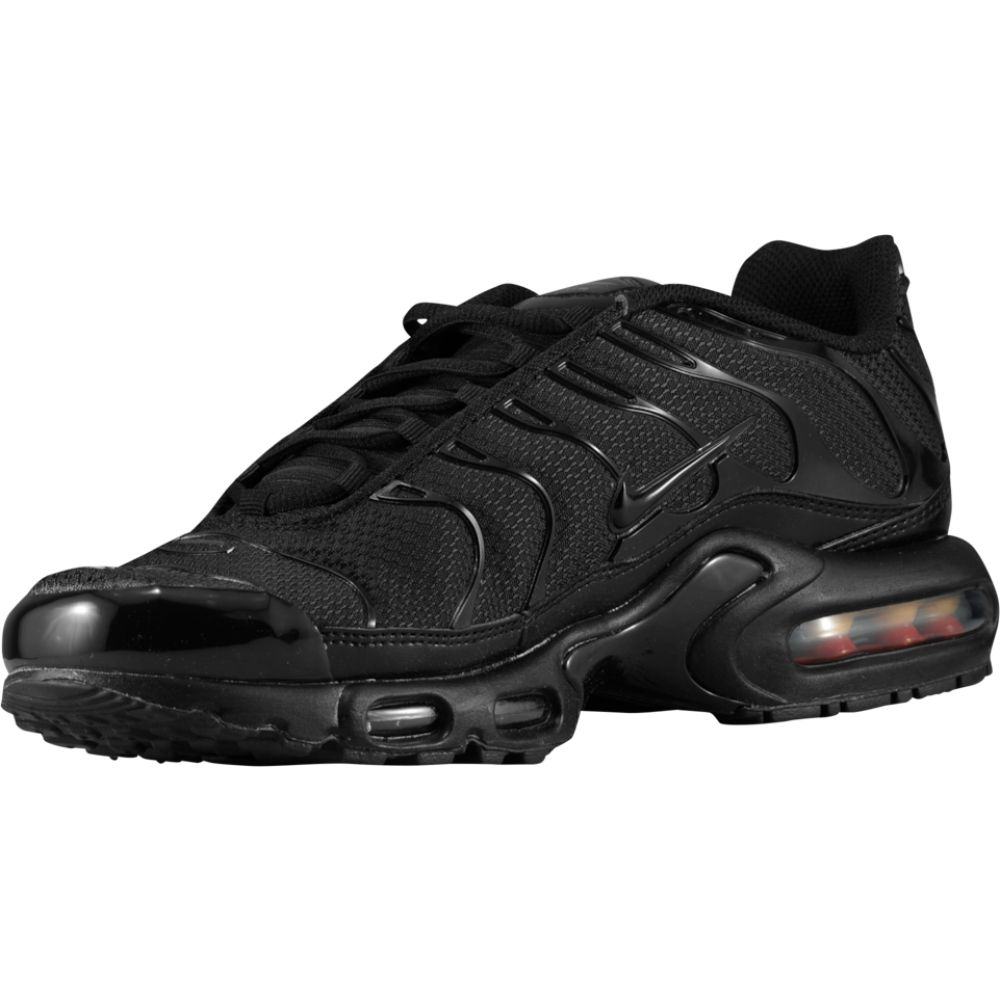 ナイキ Nike メンズ ランニング・ウォーキング シューズ・靴【air max plus】Black/Black/Black