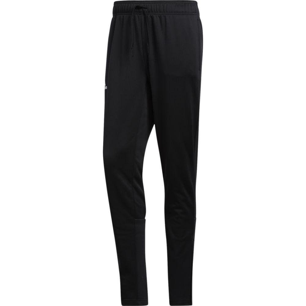 アディダス adidas メンズ フィットネス・トレーニング ボトムス・パンツ【team issue tapered pant】Black/White