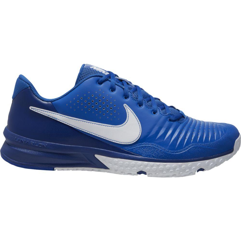 ナイキ Nike メンズ 野球 シューズ・靴【alpha huarache 3 varsity turf】Game Royal/White/Deep Royal Blue