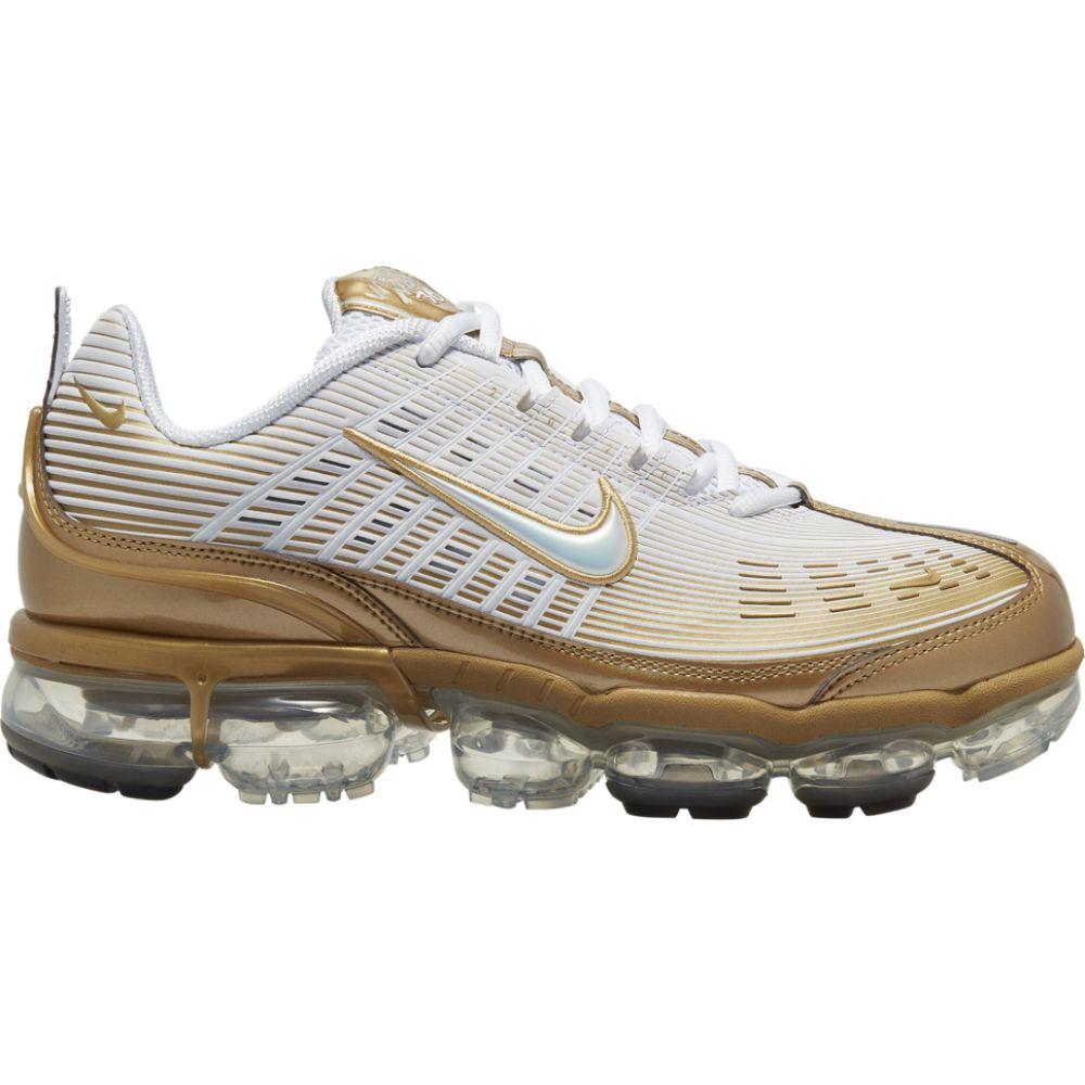 ナイキ 送料無料 新品 メンズ ランニング ウォーキング 新品 送料無料 シューズ 靴 White Metallic Gold 360 Black air vapormax Nike Silver Reflect サイズ交換無料