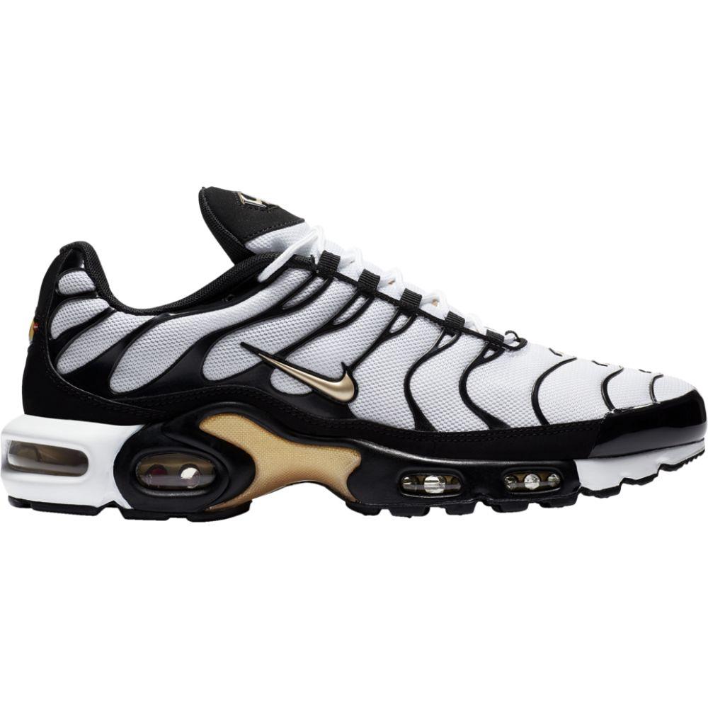 ナイキ Nike メンズ ランニング・ウォーキング シューズ・靴【air max plus】Black/Metallic Gold/White