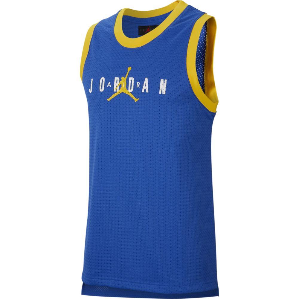 トップス【jumpman Jordan dna メンズ ナイキ ジョーダン タンクトップ ジャンプマン sport tank】Game Royal/Amarillo/White
