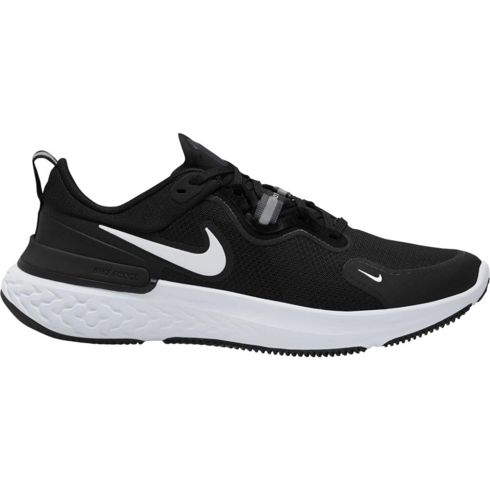 ナイキ Nike メンズ ランニング・ウォーキング シューズ・靴【react miler】Black/White/Dark Grey