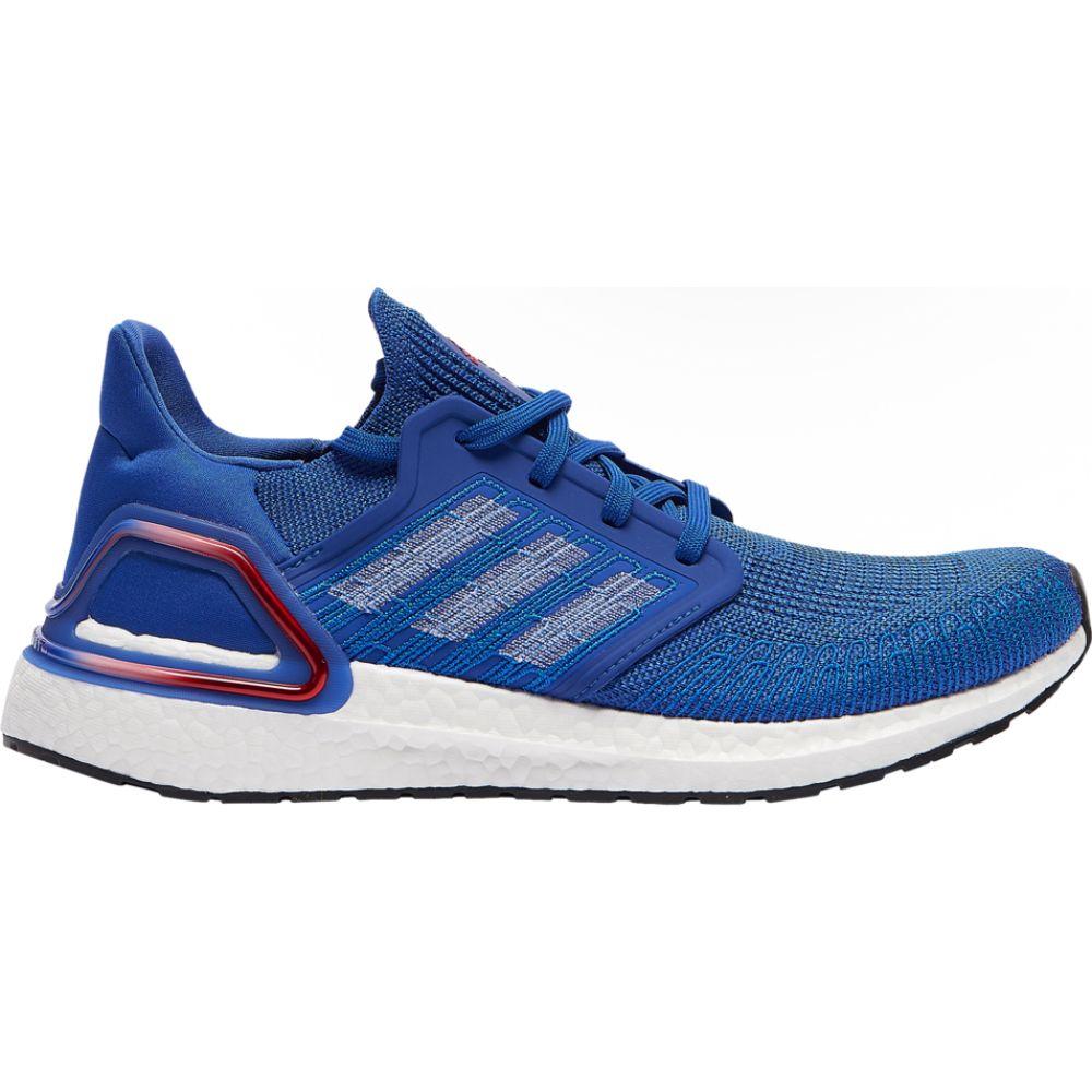 アディダス adidas メンズ ランニング・ウォーキング シューズ・靴【ultraboost 20】Team Royal Blue/White/Scarlet