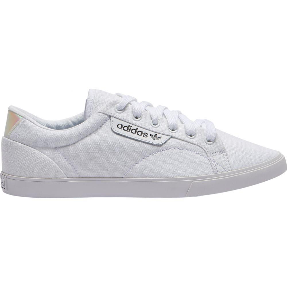 アディダス adidas Originals レディース スニーカー シューズ・靴【sleek lo】White/Crystal White/Black