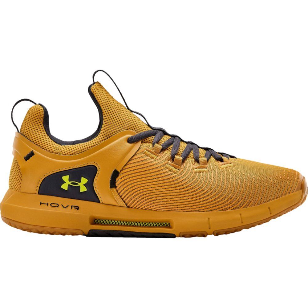 アンダーアーマー Under Armour メンズ フィットネス・トレーニング シューズ・靴【hovr rise 2】Golden Yellow/Golden Yellow/Yellow Ray