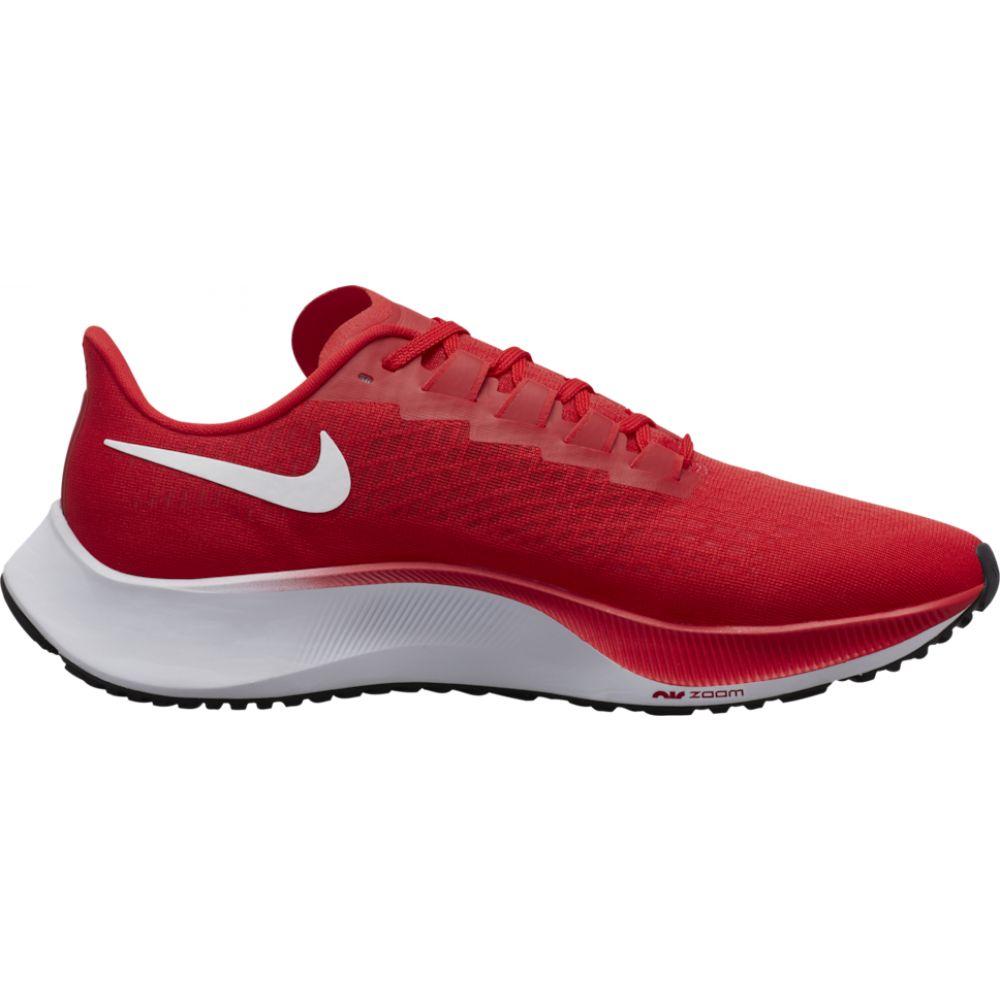 ナイキ Nike メンズ ランニング・ウォーキング エアズーム シューズ・靴【air zoom pegasus 37】Team Red/White/Black/Pure Platinum