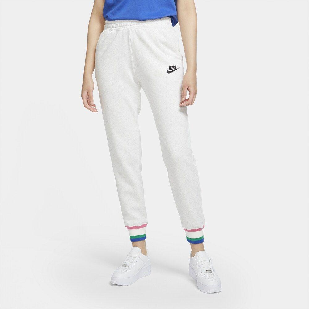 ナイキ Nike レディース ボトムス・パンツ 【heritage fleece pants】Birch Heather/Black