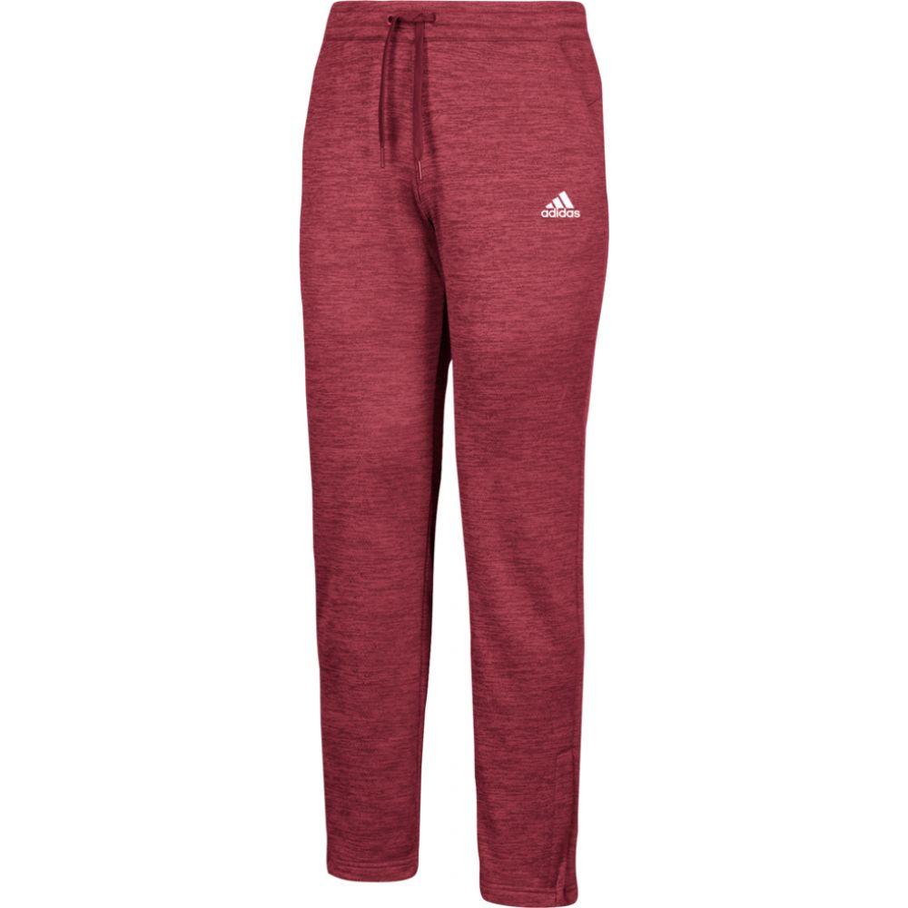 売れ筋商品 アディダス adidas メンズ ボトムス・パンツ 【team issue fleece pants】Collegiate Burgundy/White, 爆釣夢追人 96f1657c