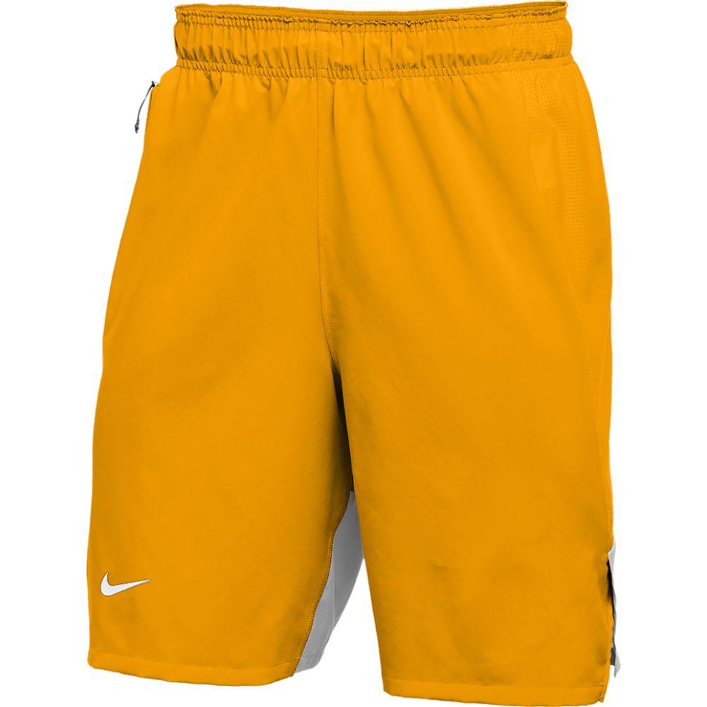 ナイキ Nike メンズ フィットネス・トレーニング ショートパンツ ボトムス・パンツ【team authentic flex practice shorts】Sundown/Silver/White