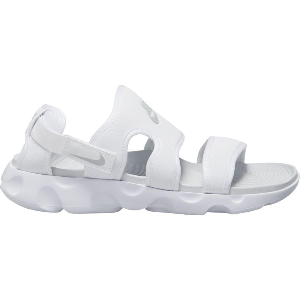 ナイキ Nike レディース サンダル・ミュール シューズ・靴【owaysis】White/Pure Platinum