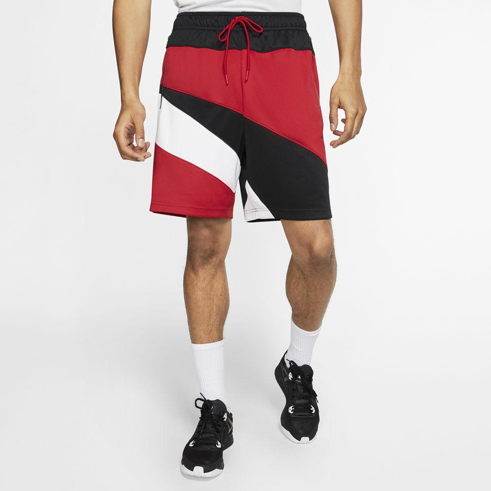 ナイキ ジョーダン Jordan メンズ バスケットボール ジャンプマン ショートパンツ ボトムス・パンツ【jumpman tricot wave shorts】Gym Red/Black