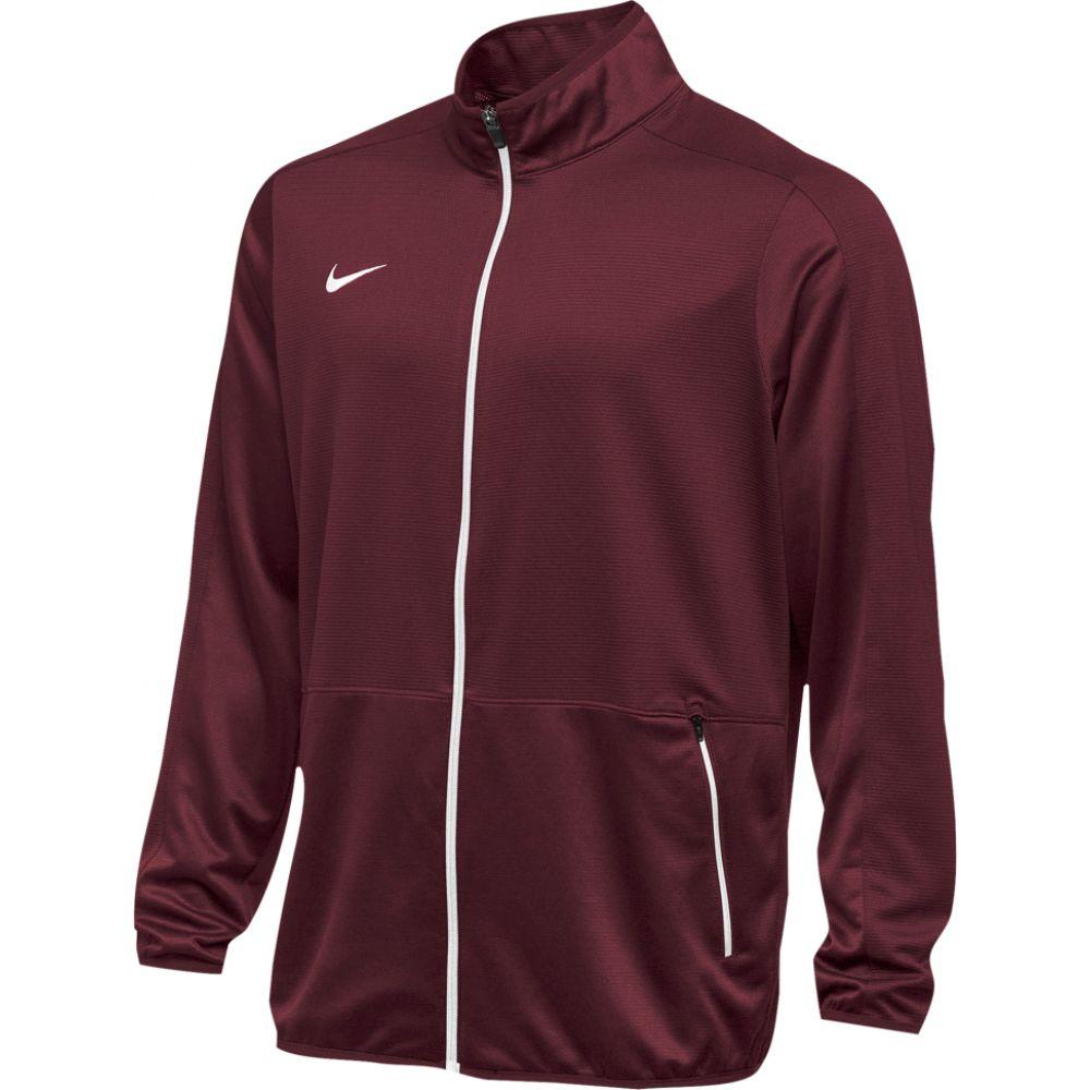 ナイキ Nike メンズ ジャケット アウター【team rivalry jacket】Cardinal/White