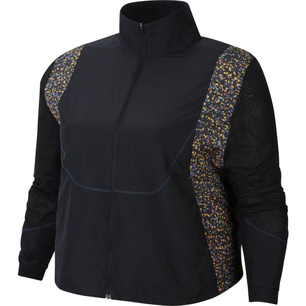 ナイキ Nike レディース フィットネス・トレーニング 大きいサイズ ジャケット アウター【plus size icon clash jacket】