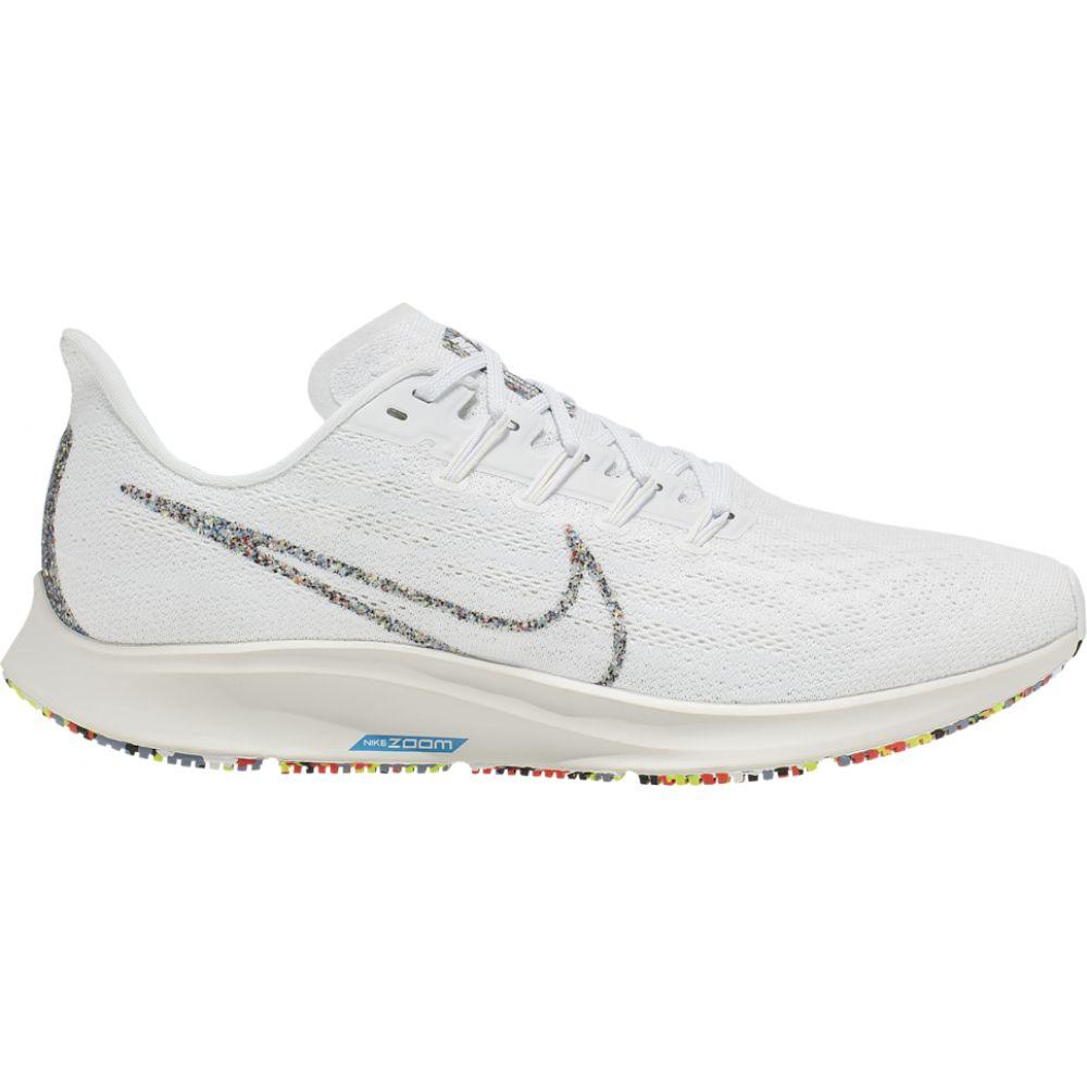 ナイキ Nike メンズ ランニング・ウォーキング エアズーム シューズ・靴【air zoom pegasus 36】White/Summit White/Blue Hero Anti Winter Pack