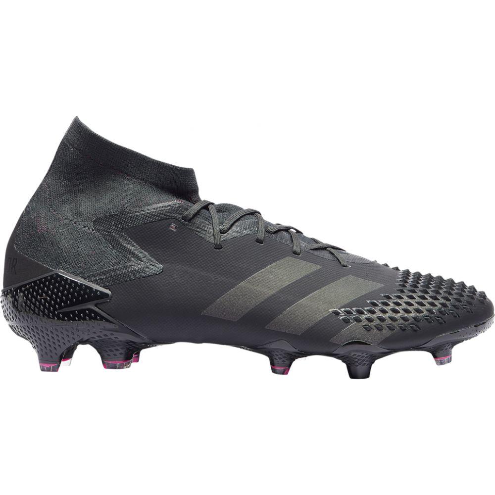 アディダス メンズ サッカー 豪華な シューズ 靴 Core Black Shock Predator サイズ交換無料 Pink Mutator 20.1 adidas 新商品 FG