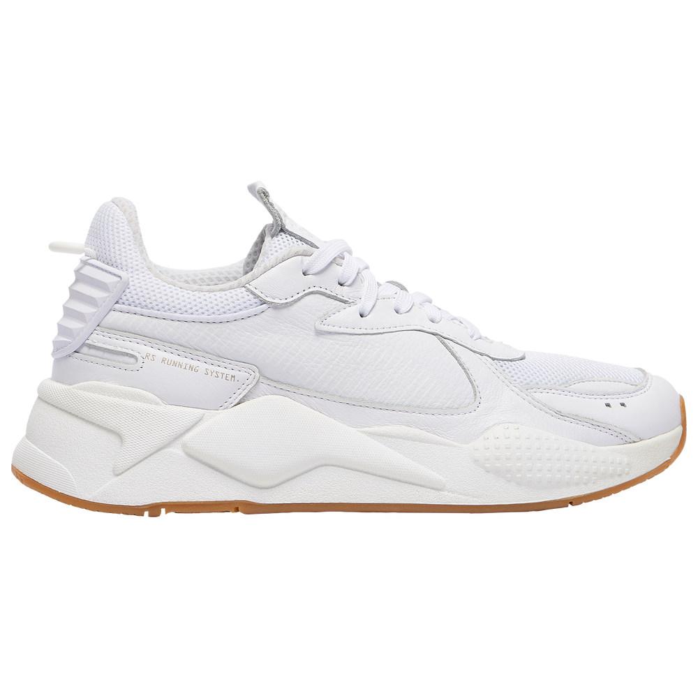 【国内配送】 プーマ PUMA PUMA メンズ メンズ ランニング・ウォーキング プーマ シューズ・靴【RS-X】White/Gum, 礼服レンタルの相羽:8c274bb4 --- lebronjamesshoes.com.co