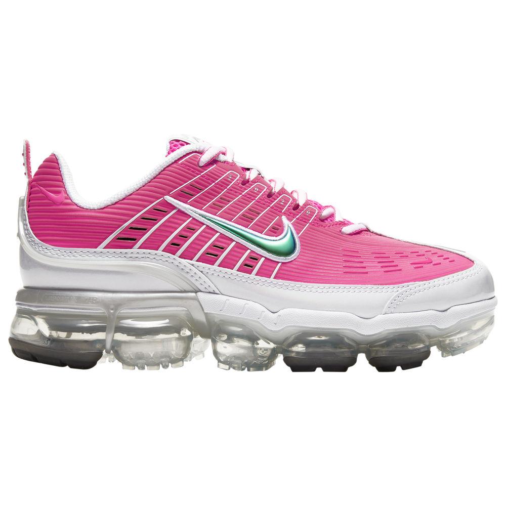 ナイキ レディース ランニング ウォーキング 永遠の定番モデル シューズ 靴 Hyper Pink Nike Black 360 SALE Air Vapormax サイズ交換無料 Blast