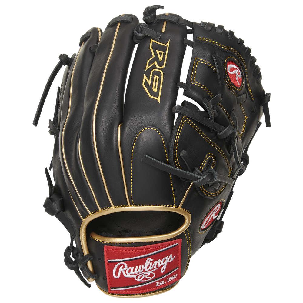 ローリングス ユニセックス 野球 ファクトリーアウトレット グローブ Black Gold Worn On Left Hand Fielding Series Glove 12