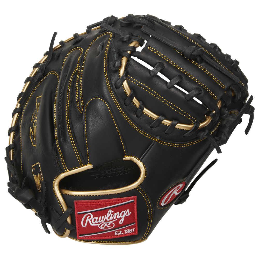 <title>ローリングス ユニセックス 野球 グローブ Black Gold Worn On Left Hand サイズ交換無料 Rawlings オンライン限定商品 キャッチャーミット R9 Series 32.5