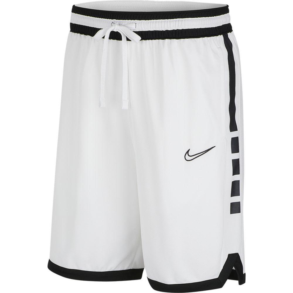 豪華な ナイキ メンズ バスケットボール ボトムス パンツ White Black Shorts Stripe 毎週更新 10