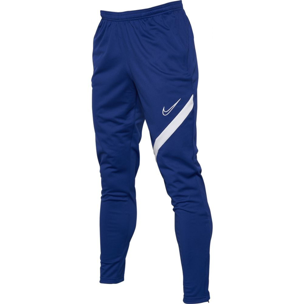 ナイキ メンズ サッカー ボトムス 無料 クリアランスsale!期間限定! パンツ Deep Royal Blue Nike Pro Pants White Academy サイズ交換無料