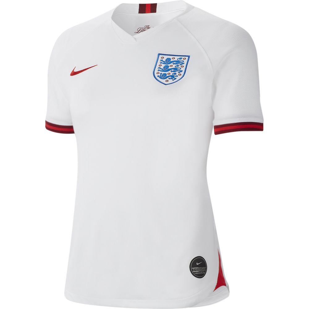 ナイキ レディース サッカー トップス Soccer National Teams England White サイズ交換無料 Breathe 絶品 Nike Challenge Red Stadium Jersey 卓抜 ユニフォーム Home
