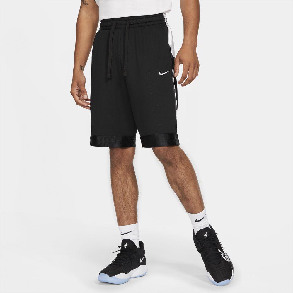 ナイキ メンズ バスケットボール ボトムス パンツ 日時指定 Black White Stripe ランキングTOP5 Shorts Nike サイズ交換無料 ショートパンツ 10