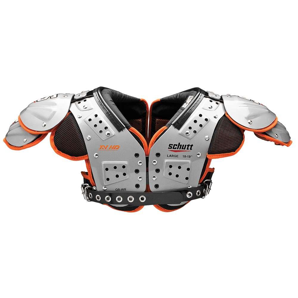 シュット メンズ アメリカンフットボール プロテクター【Schutt Team XV HD QB/WR Shoulder Pad】