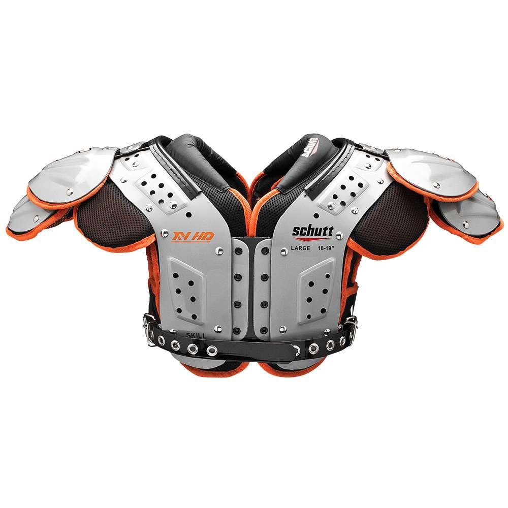 シュット メンズ アメリカンフットボール プロテクター【Schutt Team XV HD Skill RB/TE/S/DB Shoulder Pad】