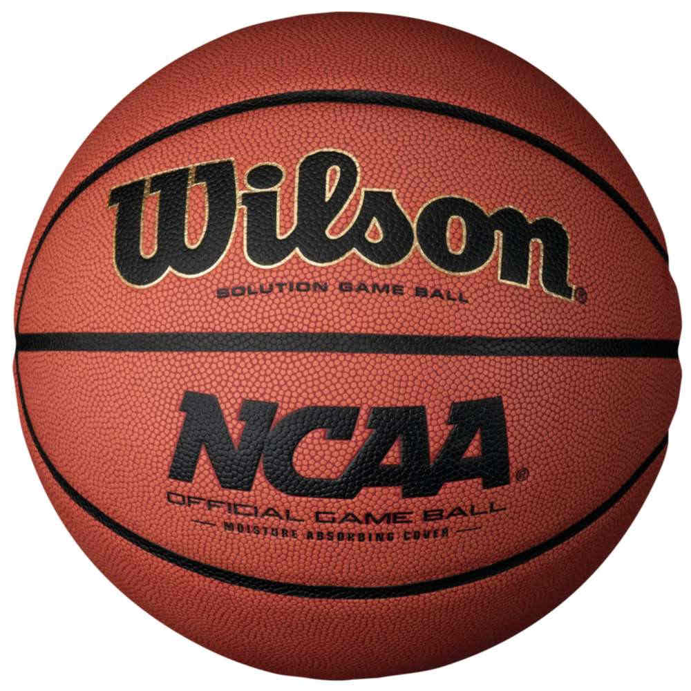 ウィルソン メンズ バスケットボール ボール【Wilson NCAA Game Ball】