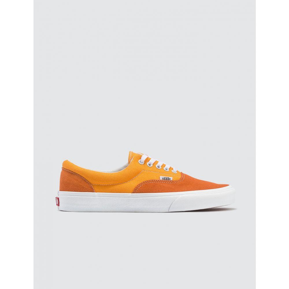 ヴァンズ Vans メンズ スニーカー シューズ・靴【Era】Golden Yellow