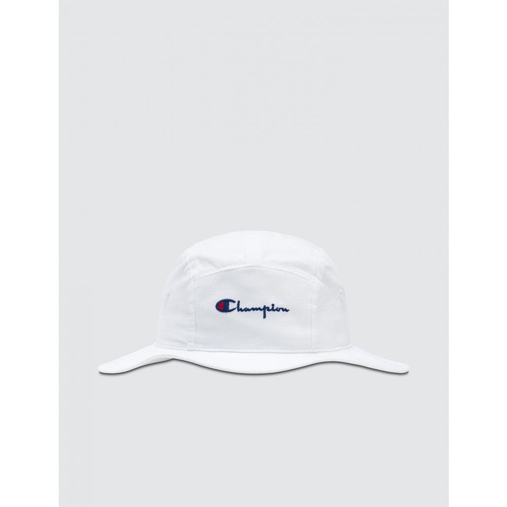 チャンピオン Champion Reverse Weave レディース ハット バケットハット 帽子【Bucket Hat】White