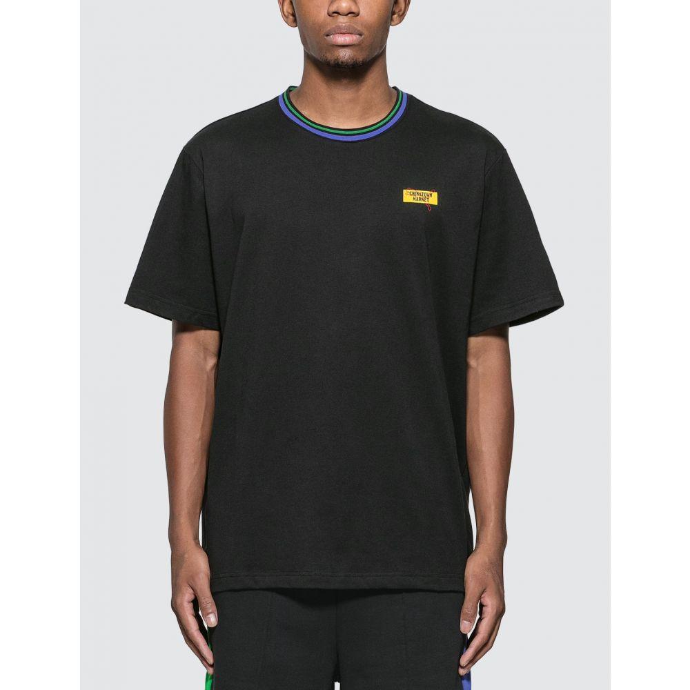 プーマ Puma メンズ Tシャツ トップス【Chinatown Market X T-shirt】Black