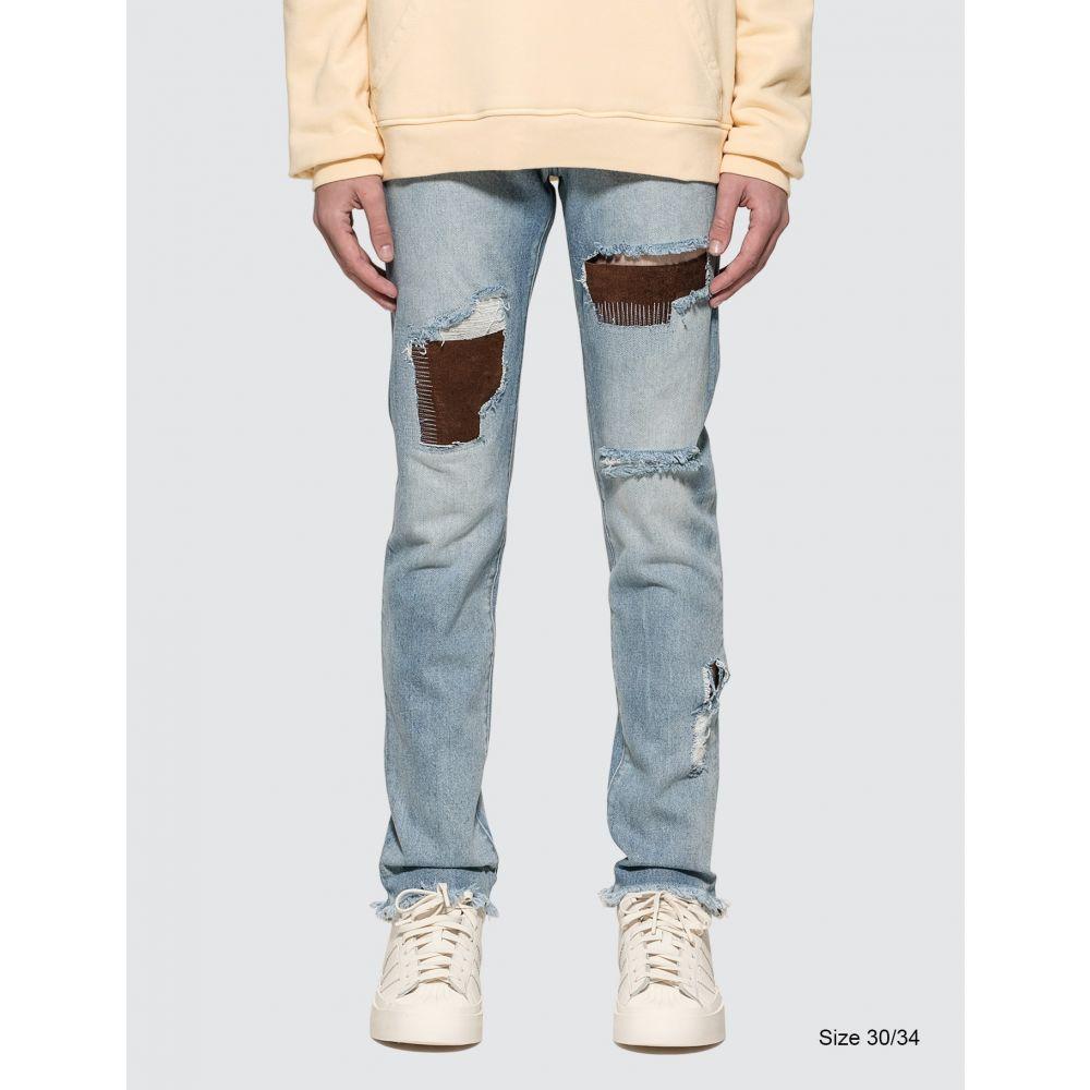 フォートゥーフォー 424 メンズ ジーンズ・デニム ボトムス・パンツ【4 Pocket Jeans】Washed Indigo