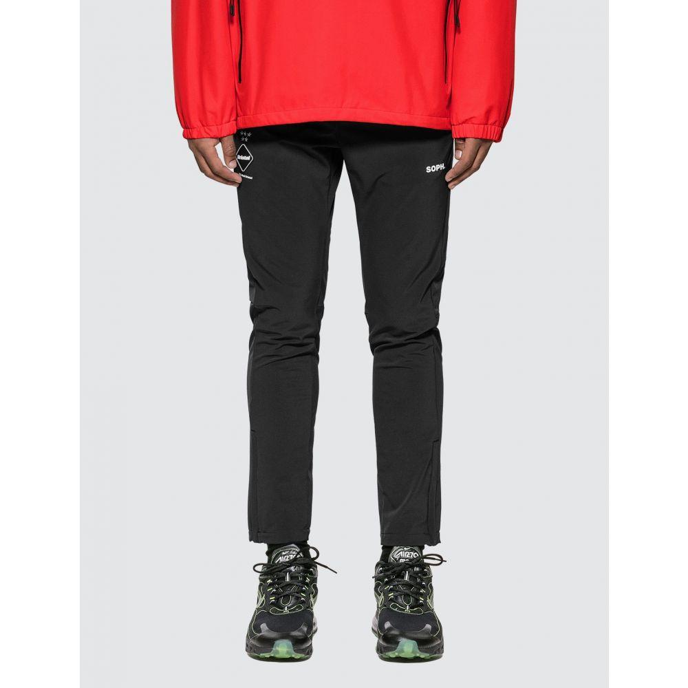 エフシーレアルブリストル F.C. Real Bristol メンズ ボトムス・パンツ 【Coca-Cola Warm Up Pants】Black