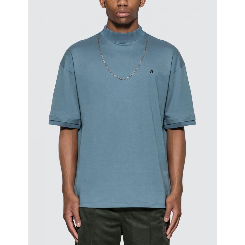 アンブッシュ Ambush メンズ Tシャツ トップス【New Chain T-Shirt】Blue