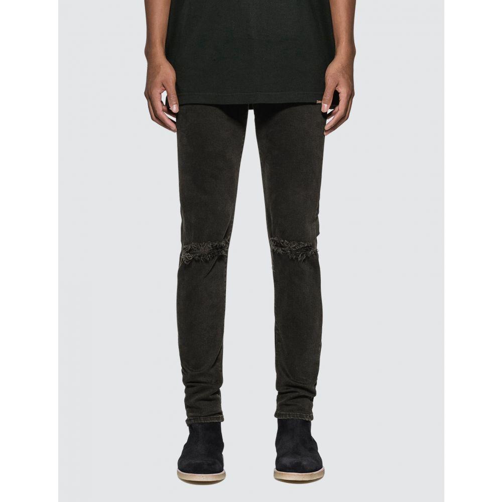 リプレゼント Represent メンズ ジーンズ・デニム ボトムス・パンツ【Destroyer Denim Jeans】Vintage Black