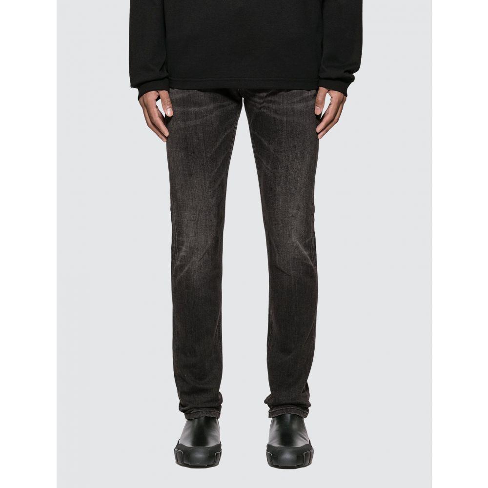アリクス 1017 ALYX 9SM メンズ ジーンズ・デニム ボトムス・パンツ【Classic Jeans With Nylon Buckle】Washed Black