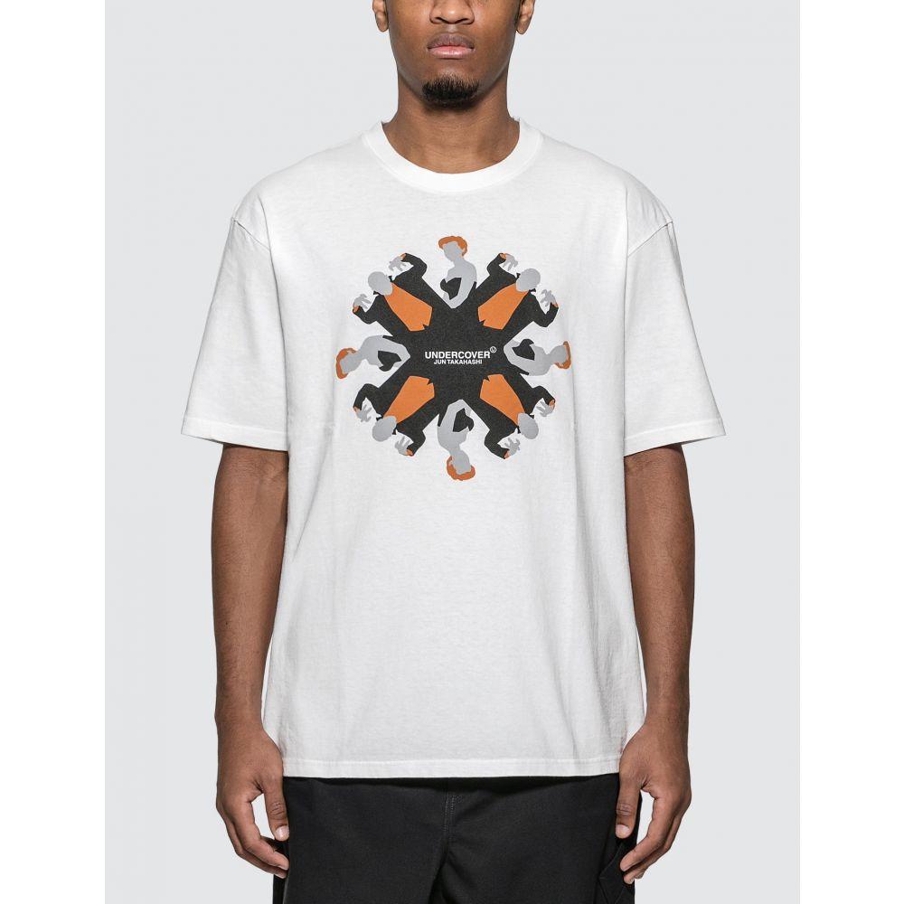 アンダーカバー Undercover メンズ Tシャツ トップス【Vampire Logo T-Shirt】White