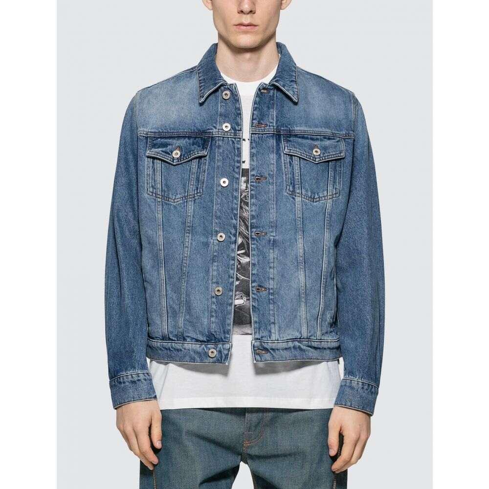ロエベ Loewe メンズ ジャケット Gジャン アウター【Denim Jacket】Blue