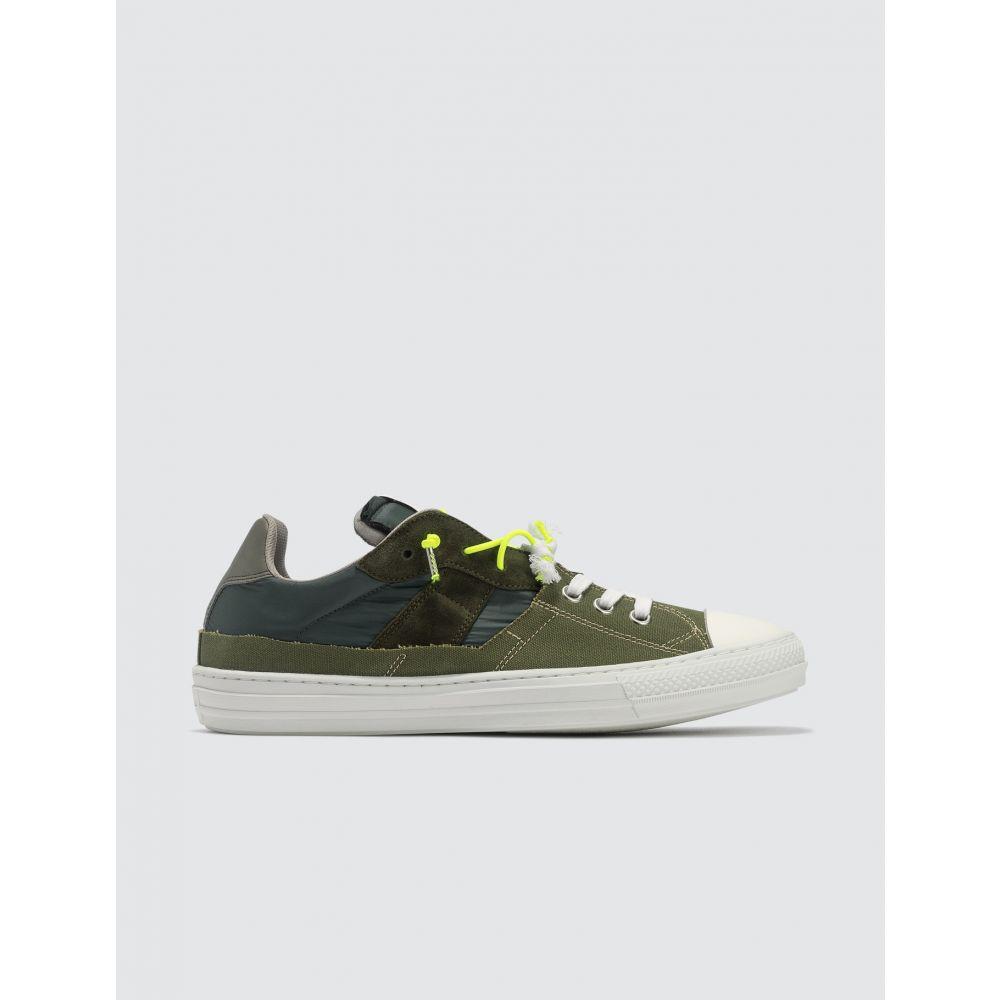 メゾン マルジェラ Maison Margiela メンズ スニーカー シューズ・靴【Evolution Sneakers】Green