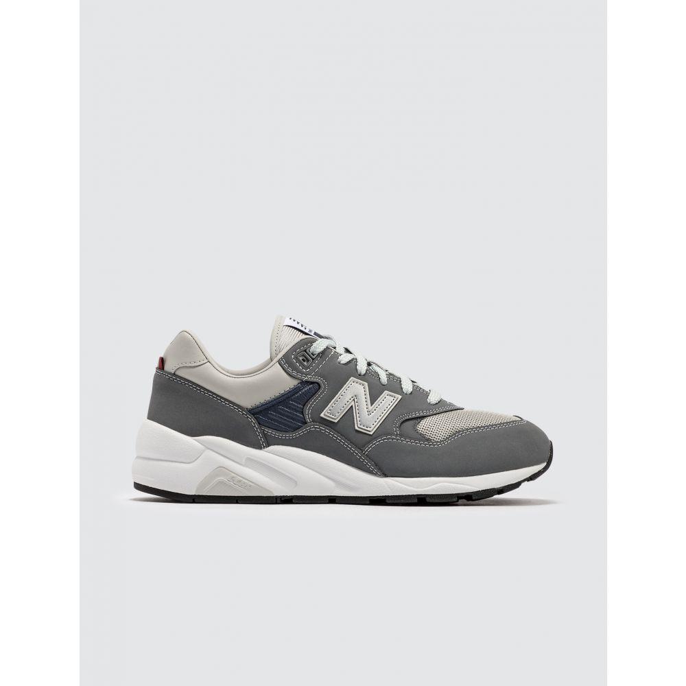 ニューバランス New Balance メンズ スニーカー シューズ・靴【580】Grey