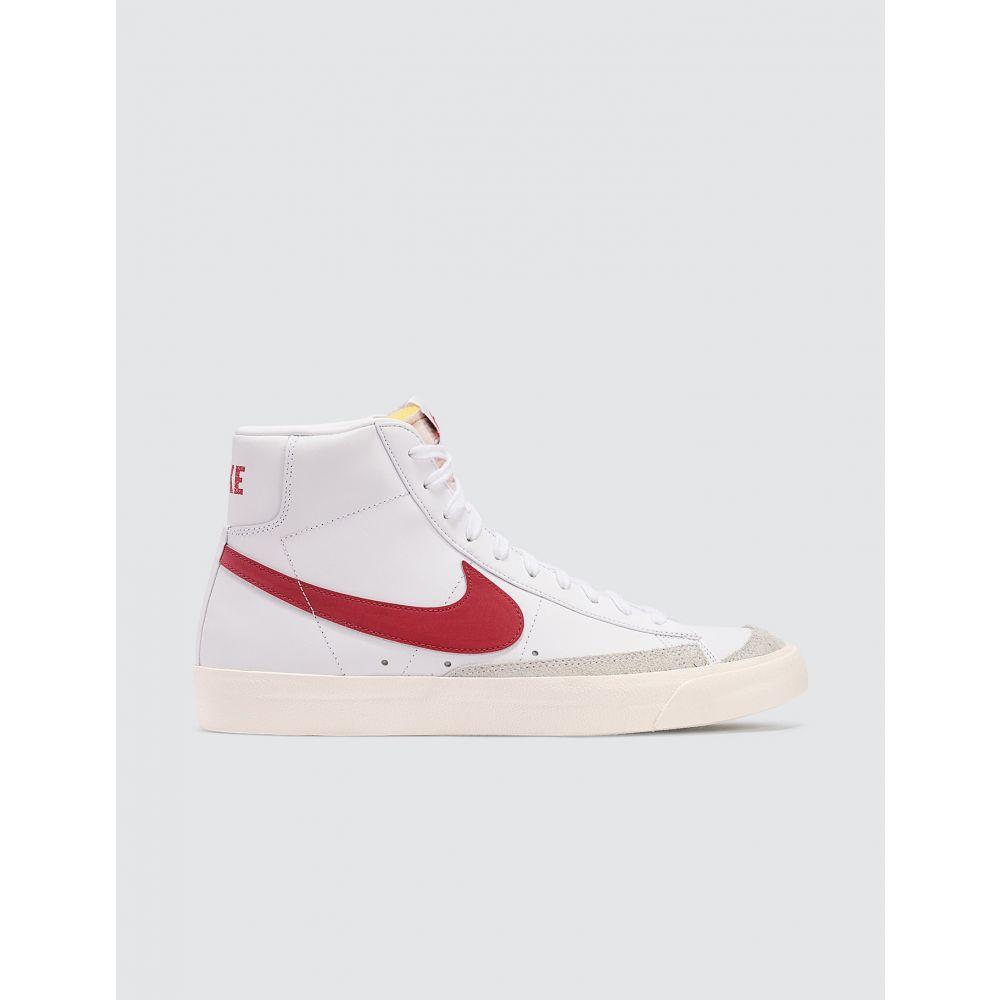 ナイキ Nike メンズ スニーカー シューズ・靴【Blazer Mid '77 VNTG】Brick Red