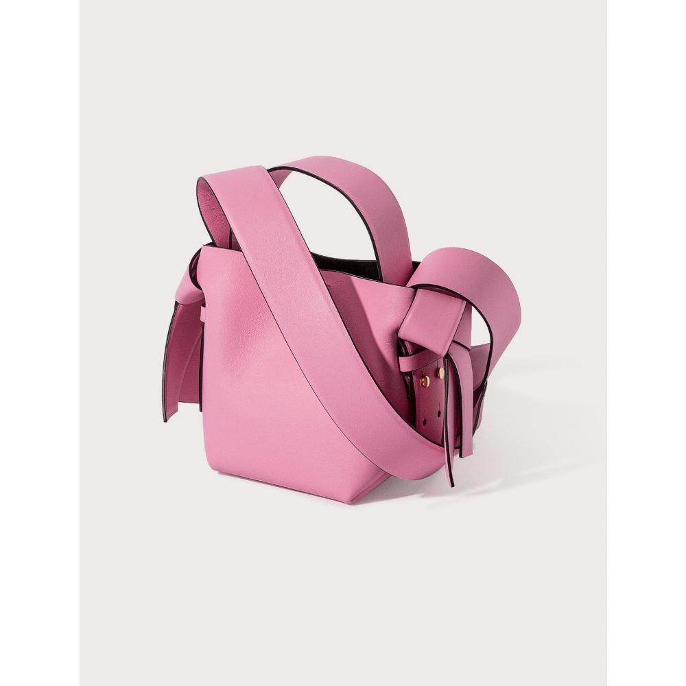 アクネ ストゥディオズ Acne Studios レディース ショルダーバッグ バッグ【Musubi Micro Bag】Pink