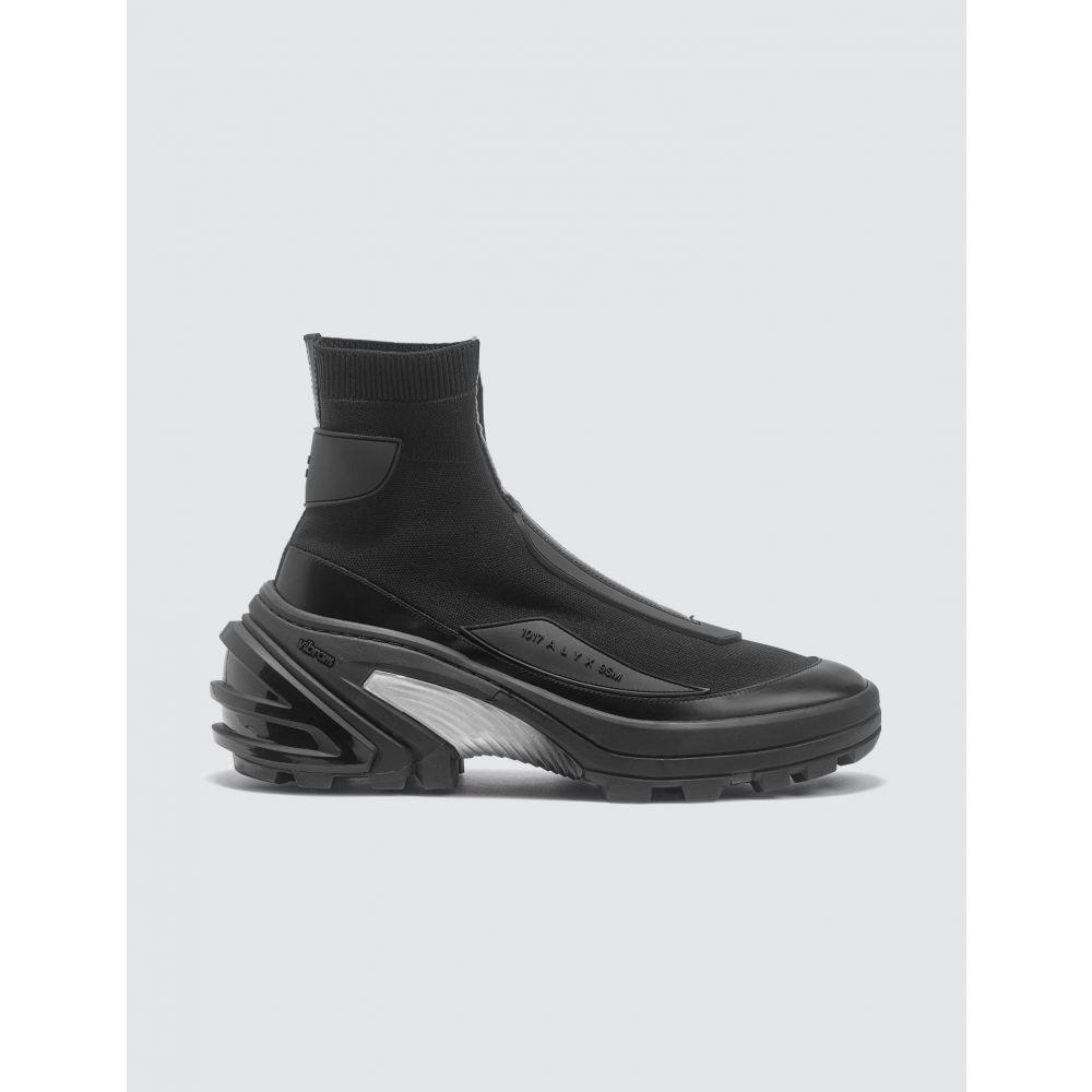 アリクス 1017 ALYX 9SM メンズ ブーツ チェルシーブーツ シューズ・靴【Chelsea Boots With Removable Vibram Sole】Black