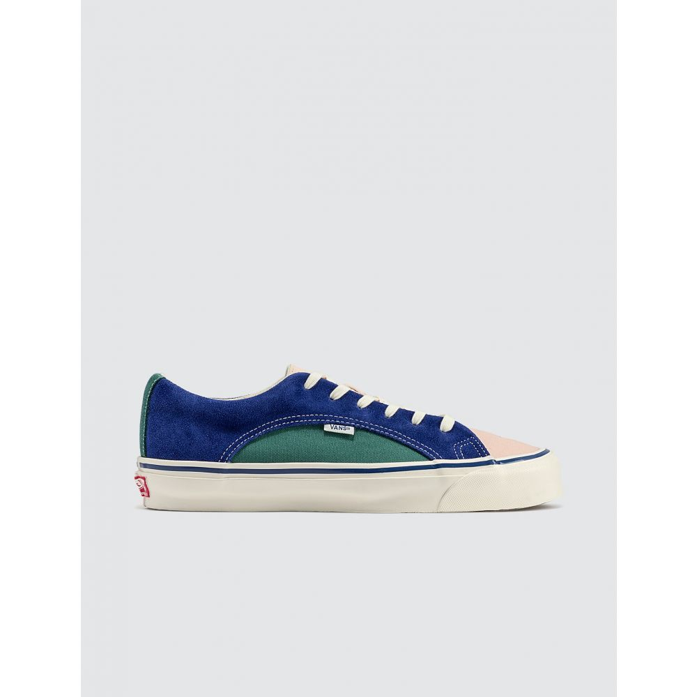 ヴァンズ Vans メンズ スニーカー シューズ・靴【OG Lampin LX】Sodalite Blue/Deep Jungle